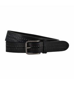The Belt 35mm Men Belt Indigo Black
