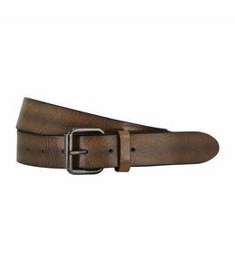 The Belt 35mm Men Belt Creme Brown