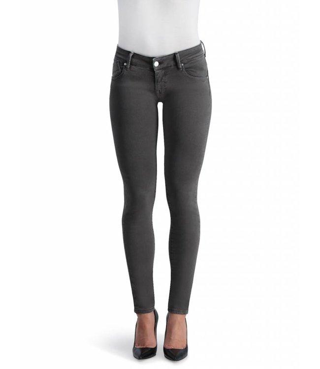 COJ Gina Oyster Grey Push-up Jeans