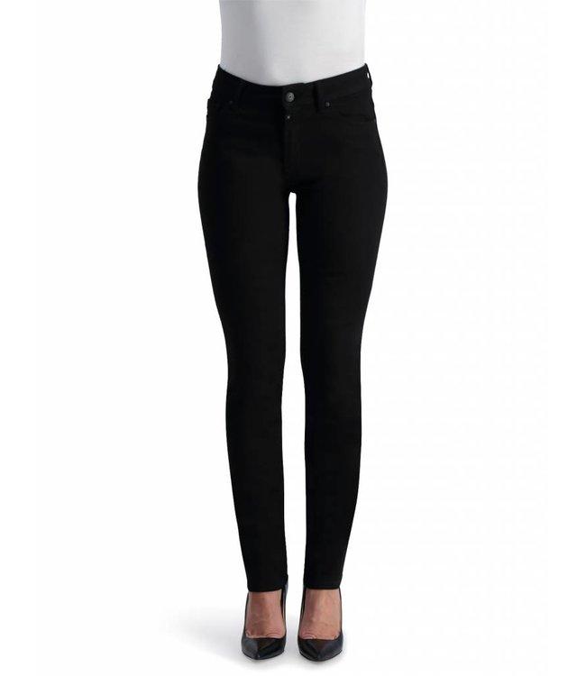 COJ Monica Stay Black High Waisted Jeans