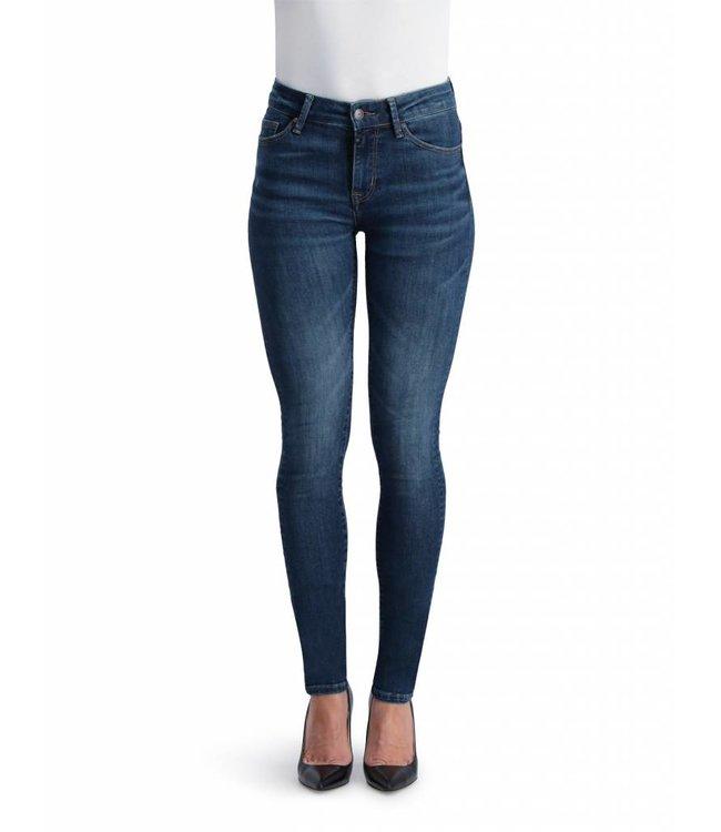 COJ Sylvia Ocean Blue High Waisted Jeans