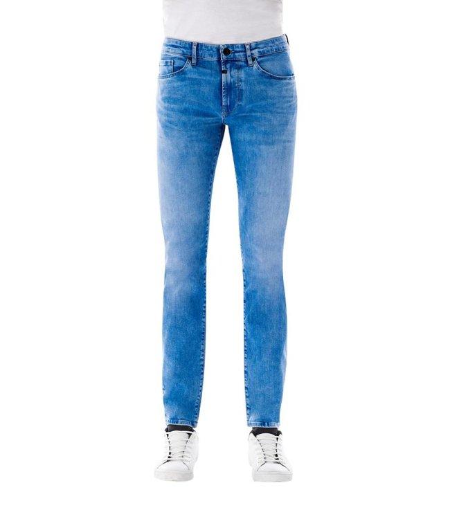 COJ Ray Ceramic Blue Skinny Jeans