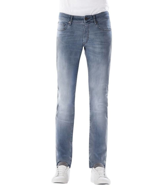 COJ Ray Misty Blue Straight Jeans