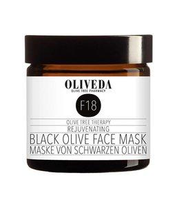 Oliveda F18 Rejuvenating Black Olive Face Mask 60ml