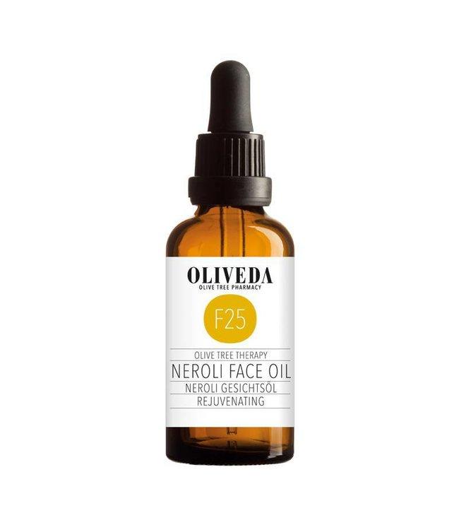 Oliveda F25 Neroli Face Oil Rejuvenating 50ml