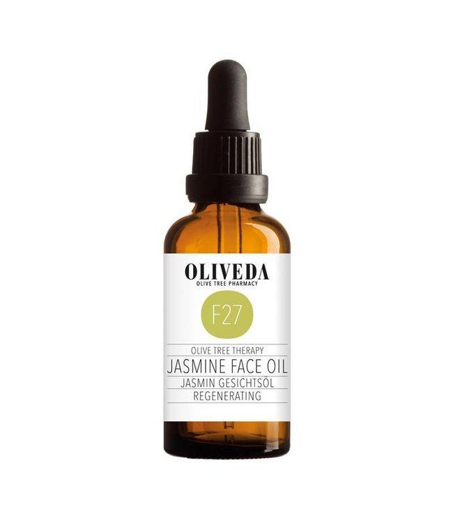 Oliveda F27 Jasmine Face Oil Regenerating 50ml