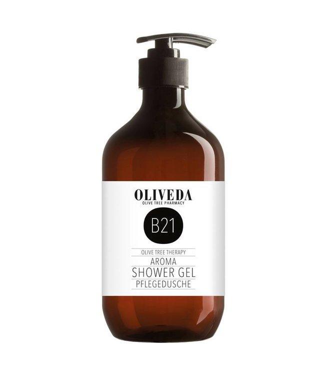 Oliveda B21 Aroma Shower Gel 500ml