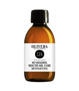 Oliveda I24 Mouth Oil Cure Detoxifying 200ml
