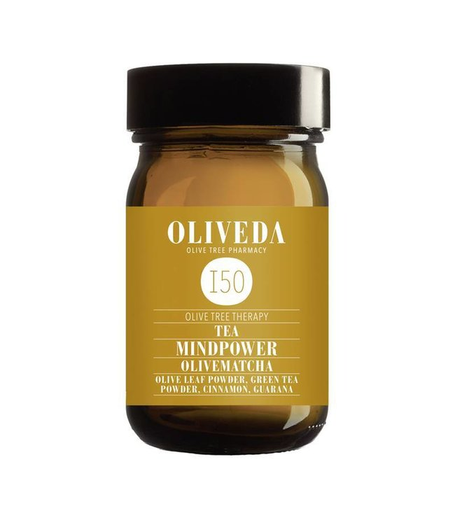 Oliveda I50 OliveMatcha Mindpower 30gr