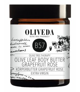 Oliveda B57 Bodybutter Grapefruit Rose 180ml