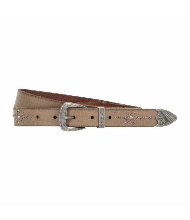The Belt 25mm Ladies Belt Mud