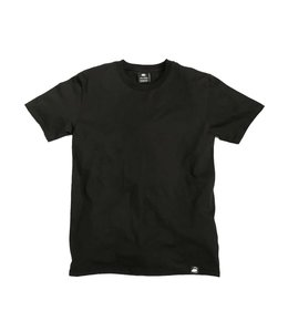 Iron & Stitch Black Canvas Tee