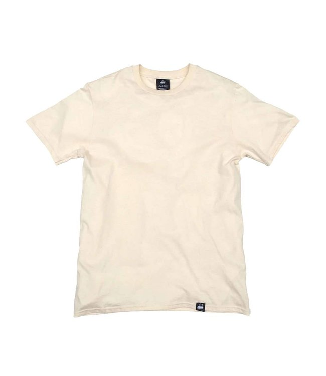 Iron & Stitch Natural Canvas Tee