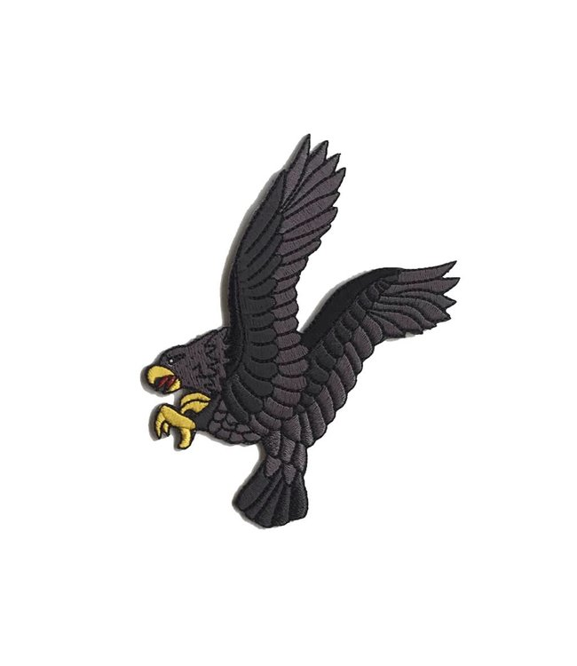 Iron & Stitch Black Eagle