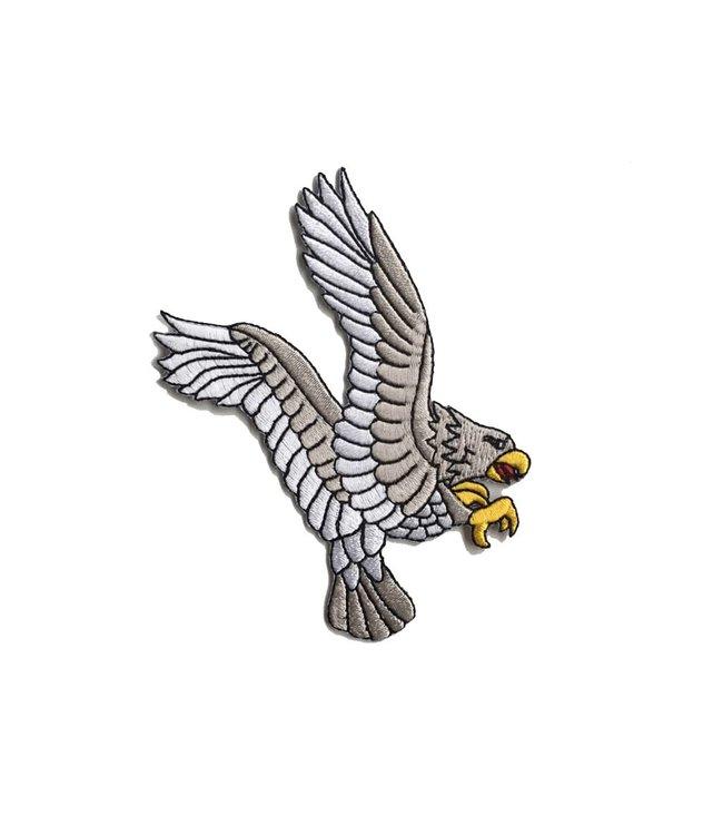 Iron & Stitch White Eagle