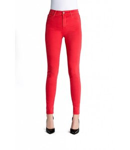 COJ Sophia Poppy Red Reshaped Jeans