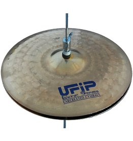 """UFIP UFIP Bionic 15"""" Hi-Hat"""