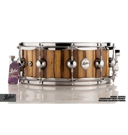 """World Max DS Rebel Snare Drum 14x5,5"""" Exotic"""