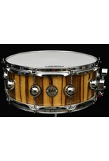 "World Max DS Rebel Snare Drum 14x5,5"" Exotic Frake"