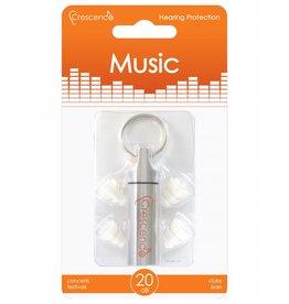 Crescendo Music Ear Plugs