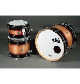 DS Drums Rebel Mahagony