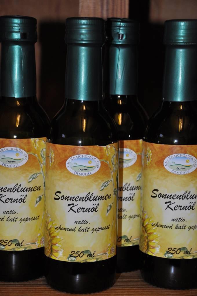 Kraichgauer Ölmühle Sonnenblumenkernöl