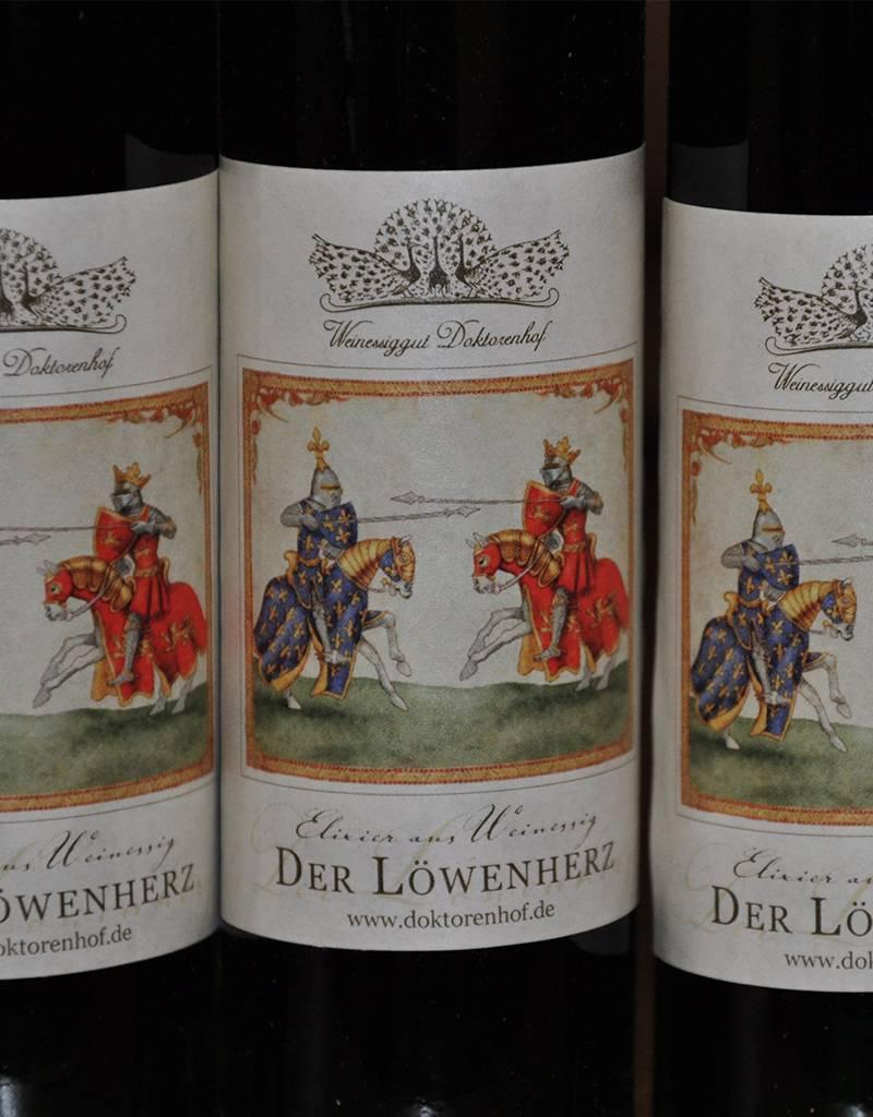 Doktorenhof Der Löwenherz 125 ml Pavoflasche