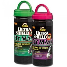 Absorbine UltraShield EX ® Fly Masks