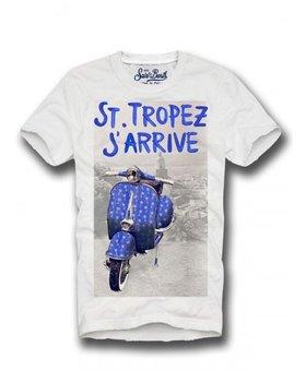 MC2 Saint Barth J'Arrive - T-Shirt Man