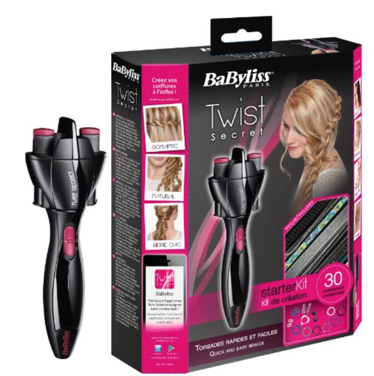 Babyliss BABYLISS PRO PERFECT TWIST BAB1100E