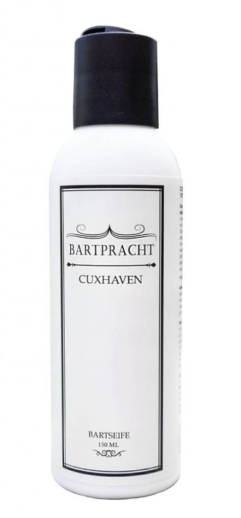 "Bartpracht BARTPRACHT - BARTSEIFE ""CUXHAVEN"" -150ml"
