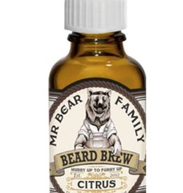 Mr. Bear Family MR BEAR FAMILY BEARD - BARTPFLEGE: BARTÖL / BEARD OIL - 30ml