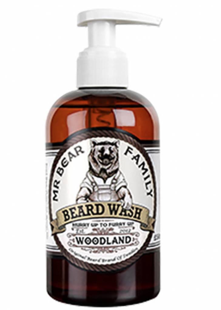 Mr. Bear Family MR BEAR FAMILY BEARD WASH - BARTPFLEGE: BARTSHAMPOO - 250ml