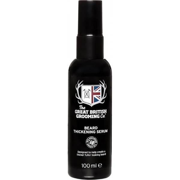 THE GREAT BRITISH GROOMING CO. THE GREAT BRITISH GROOMING THICKENING SERUM - 100ml