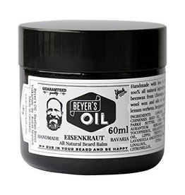 Beyer´s Oil BEYER'S OIL BEARD BALM EISENKRAUT - 60ml