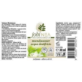 Teebaum-Mundwasser / 30 ml