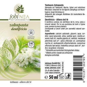 Teebaum-Zahnpasta / 50 ml