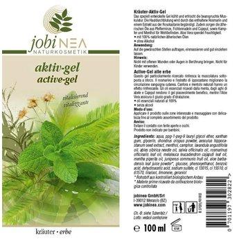 Kräuter-Aktiv-Gel / 100 ml