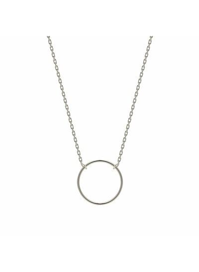 Adamarina Silver Ring