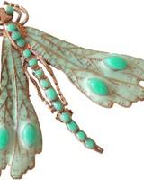 Adamarina Brooch Dragonfly Mod. 16