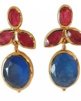 Adamarina Earrings Bolonia 06