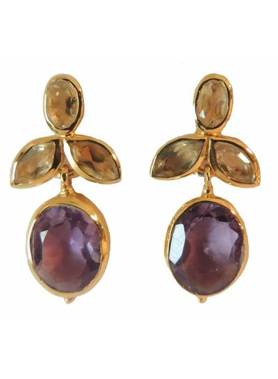 Adamarina Earrings Bolonia 02