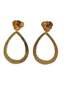 Adamarina Indra Earrings