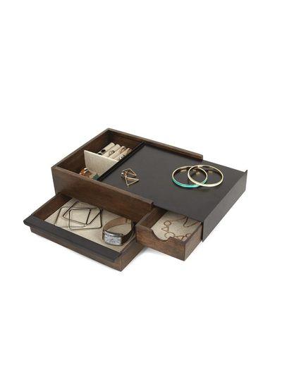 Holz Schmuckbox