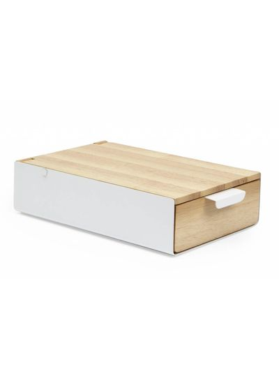 Adamarina Holz Schmuckbox