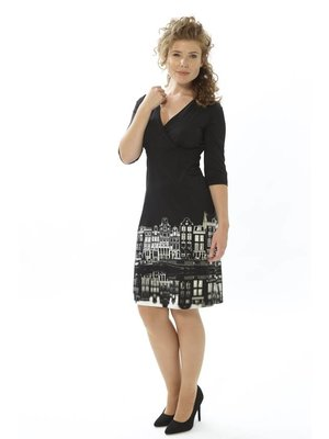 Amsterdam Black Dress