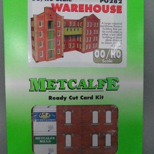 Metcalfe Metcalfe PO282 Opslagloods (Schaal H0/00, Karton)