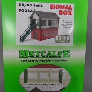 Metcalfe Metcalfe PO233 Stellwerk (Baugröße H0/OO)
