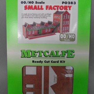 Metcalfe Metcalfe PO283 Klein fabrieksgebouw (Schaal H0/00, Karton)