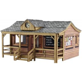 Metcalfe PN821 N Scale Wooden Pavilion
